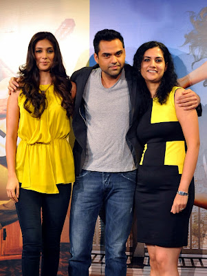 One By Two, Movie, Bollywood, Showbiz, New, Mumbai, Actress, Preeti Desai, Launch, Upcoming, Hindi, Film,  Devika Bhagat, Abhay Deol