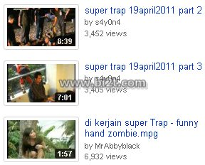 Download Ratusan Video Super Trap Trans TV Terbaru 2011