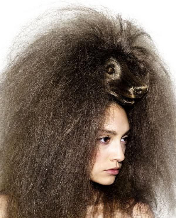 new fashion fashion hair style