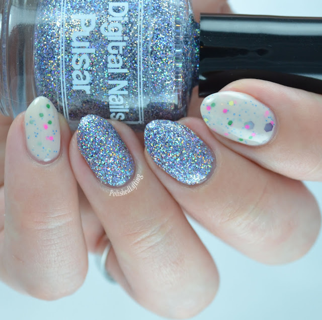 Digital Nails Pulsar My Darling Curios Party People