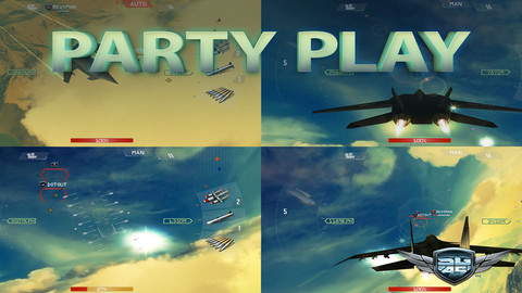 Sky Gamblers: Air Supremacy v1.4 [iOS Game] - K2 Mobile Software