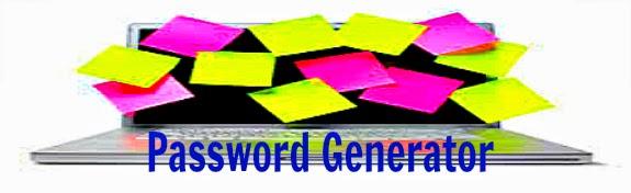 Mobile Password Generator App