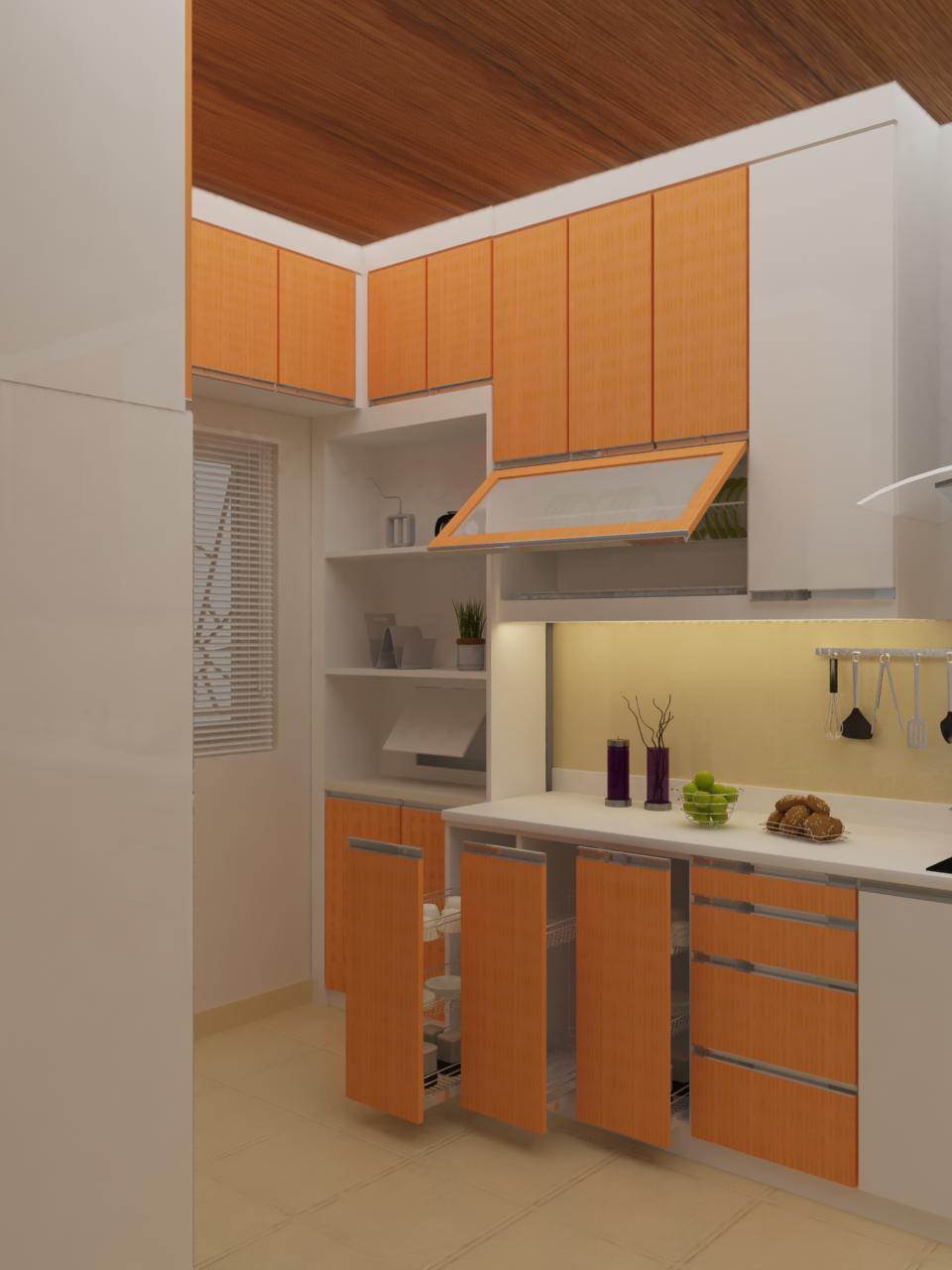 Kitchen set jual wallpaper for Jual aksesoris kitchen set