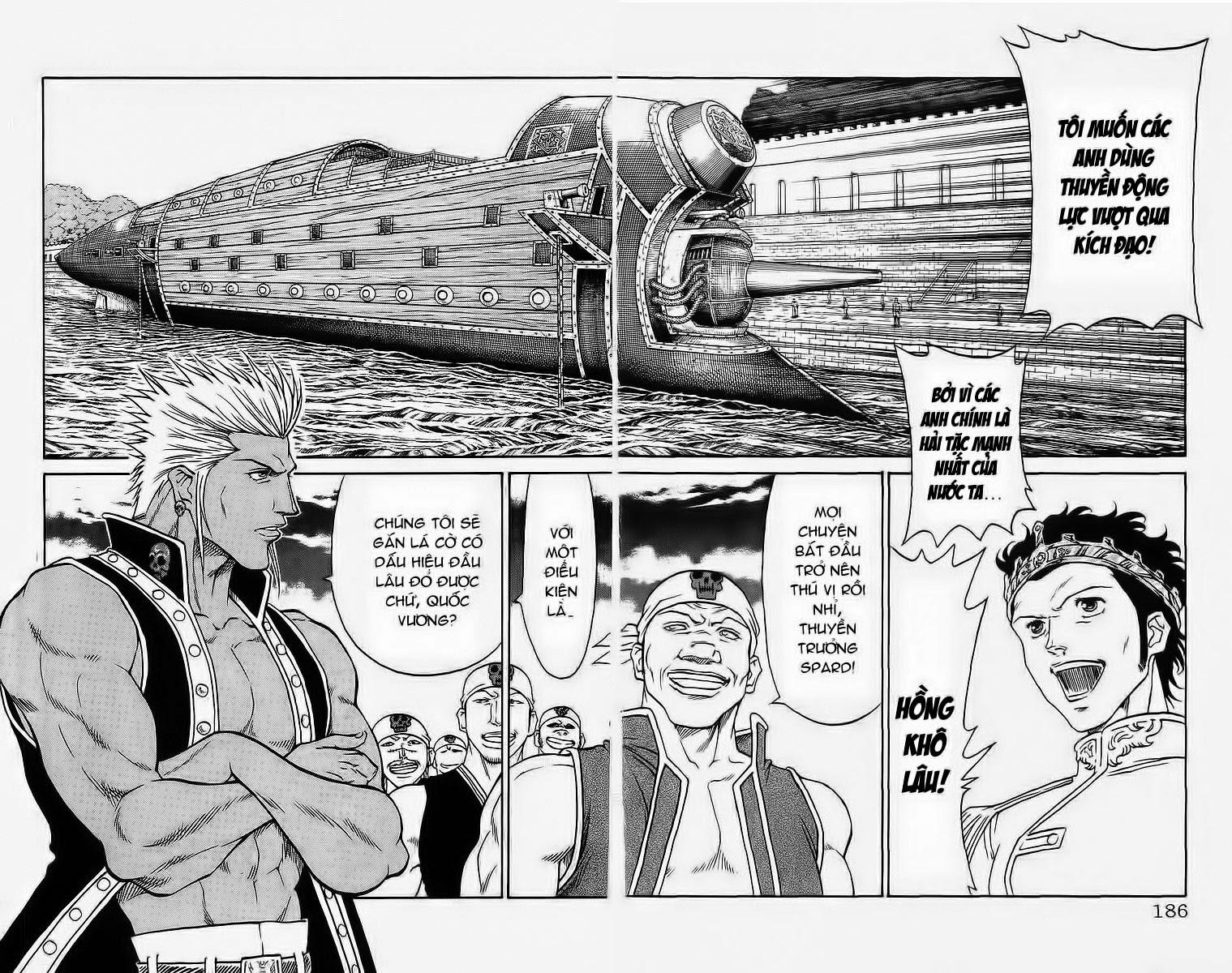 Vua Trên Biển – Coco Full Ahead chap 258 – End Trang 18 - Mangak.info