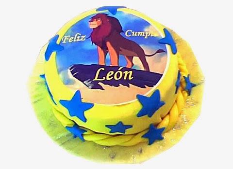 Tortas Rey Leon, parte 2