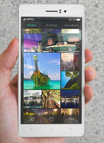 Smartphone terbaru Oppo R5 terbaru