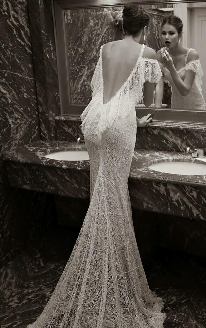 vestidos sensualesberta bridal. colección 2014. - mis secretos