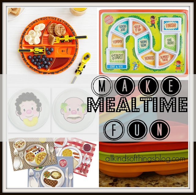Make Mealtime Fun