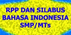 Download RPP Dan Silabus Bahasa Indonesia SMP Dan MTs