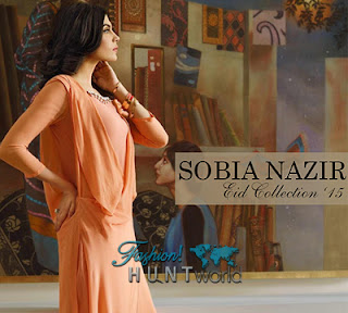 Sobia Nazir Eid Collection 2015 - Luxury Pret