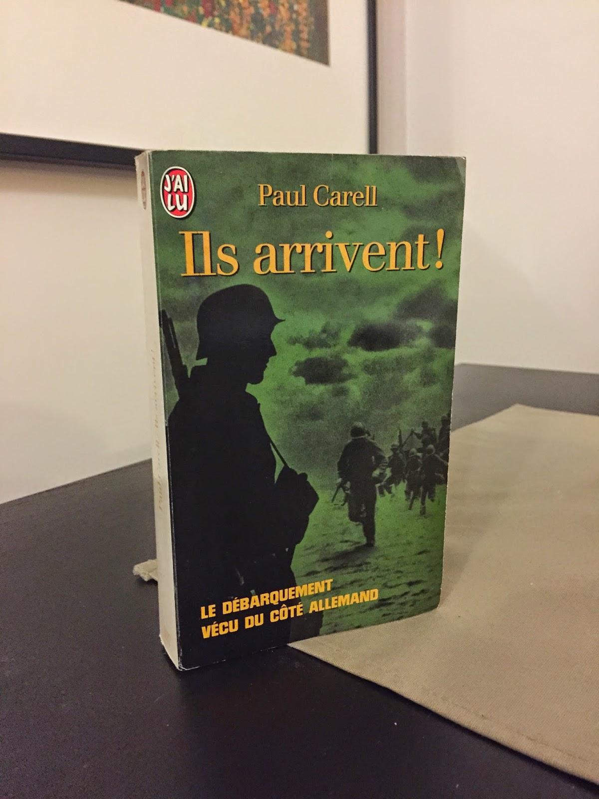 Libros bélicos, Libros de guerra, Segunda Guerra Mundial, Desembarco Normandía