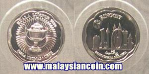 Silver coin