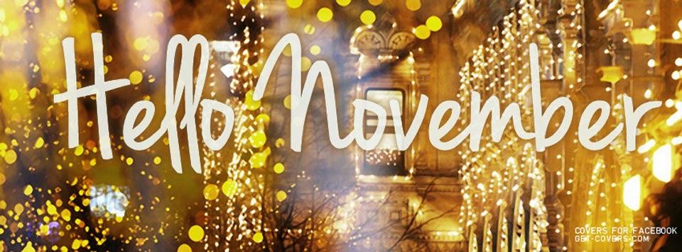 Cover Facebook Hello November 11