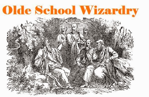Olde School Wizardry