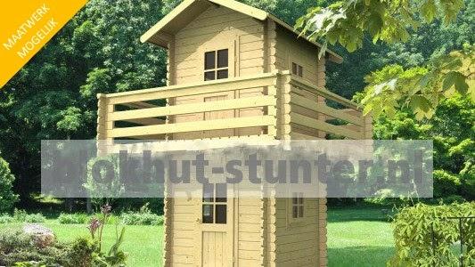 Blokhutten tuinhuizen chalets tuinhuis kopen - Interieur chalet houten berg ...