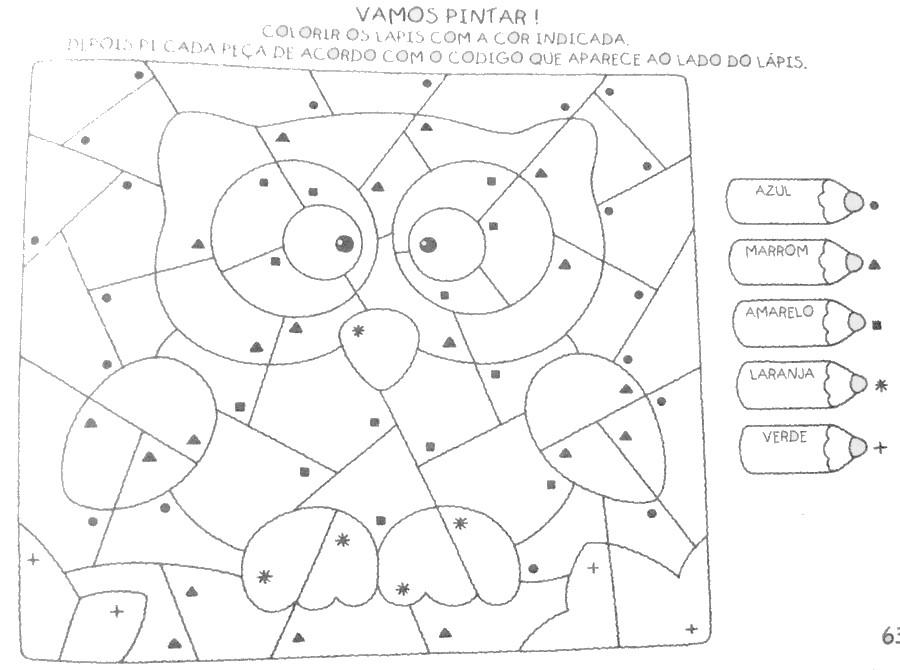 Correspondências e outras actividades  ALFABETIZACAO+INFANTIL+DESENHOS+E+ATIVIDADES+972