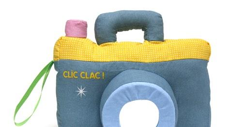 lisa 39 s factory clic clac mon premier appareil photo. Black Bedroom Furniture Sets. Home Design Ideas