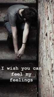 I wish you can understand me
