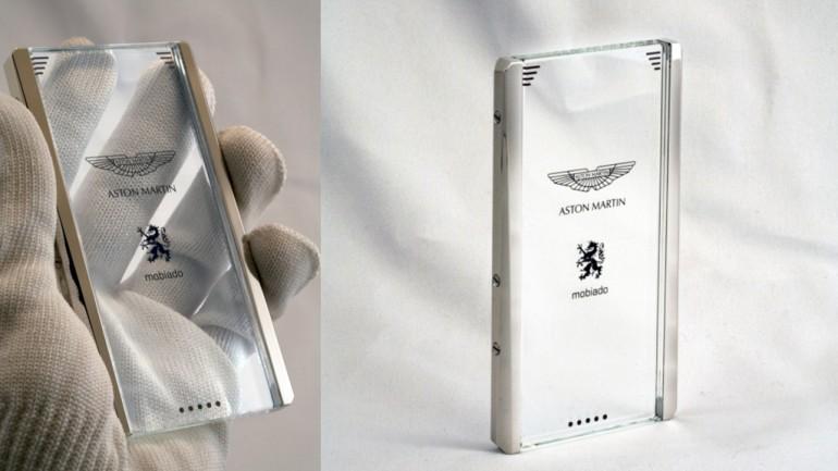 Aston Martin Cell Phone