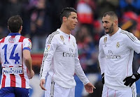Benzema joins Real Madrid's derby injury list