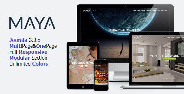 Best Joomla Template