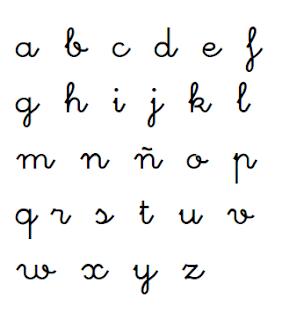 Aprendemos Las Letras De Imprenta Asociandolas Con Las Mayusculas
