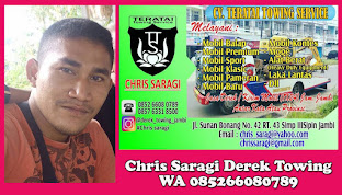 Derek Towing 24 Jambi di Jambi (Chris Saragi WA 085266080789)