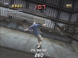 Free Download Games Tony Hawk's Pro Skater PS1 ISO