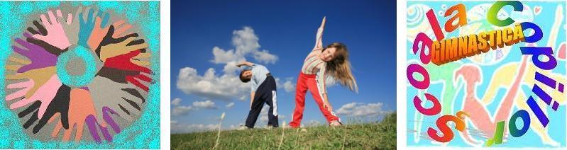 Gimnastică Şcoala Copiilor