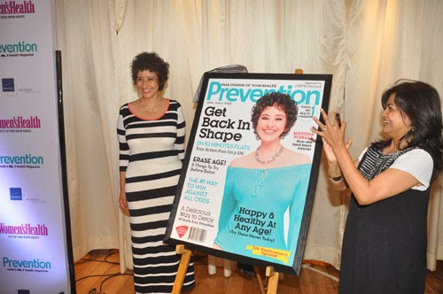 Manisha Koirala Launch 7th Anniversary Health Magazine Prevention Photo Gallery