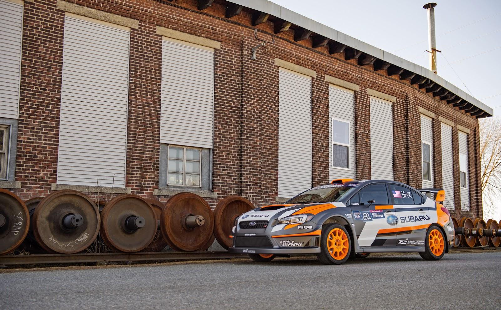 2014 - [Subaru] Impreza WRX/STi  - Page 5 Subaru-Rallycross-2015-2
