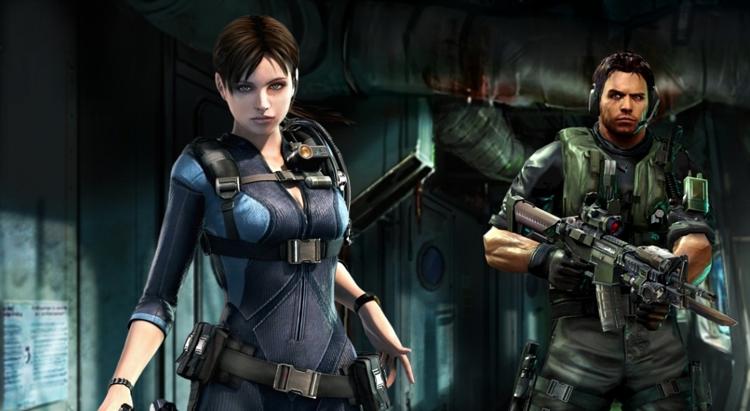 Captura de pantalla : Resident Evil Revelation