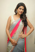 Shraddha das Latest Photos in Saree-thumbnail-6