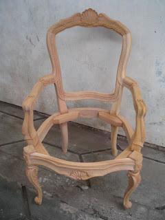 mebel klasik furniture klasik kursi ukir klasik jepara mahoni supplier kursi mentah unfinished kursi klasik mahoni