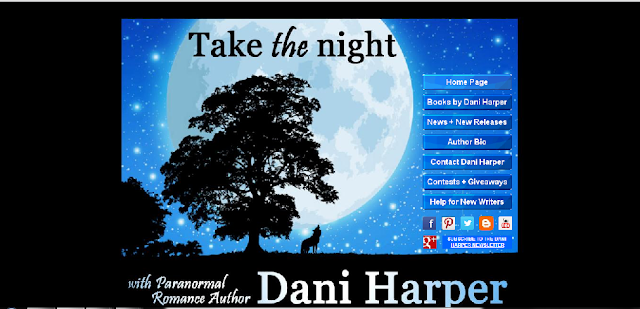 """Dani Harper"", paranormal romance, author, werewolves"