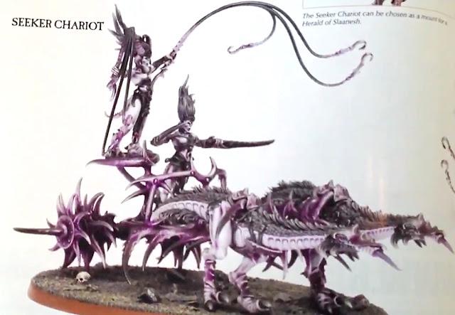En Aout du démon Chariot+cap