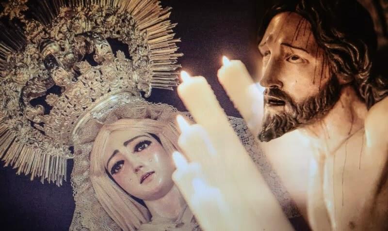 Cristo de la Expiración y Nuestra Señora del Patrocinio