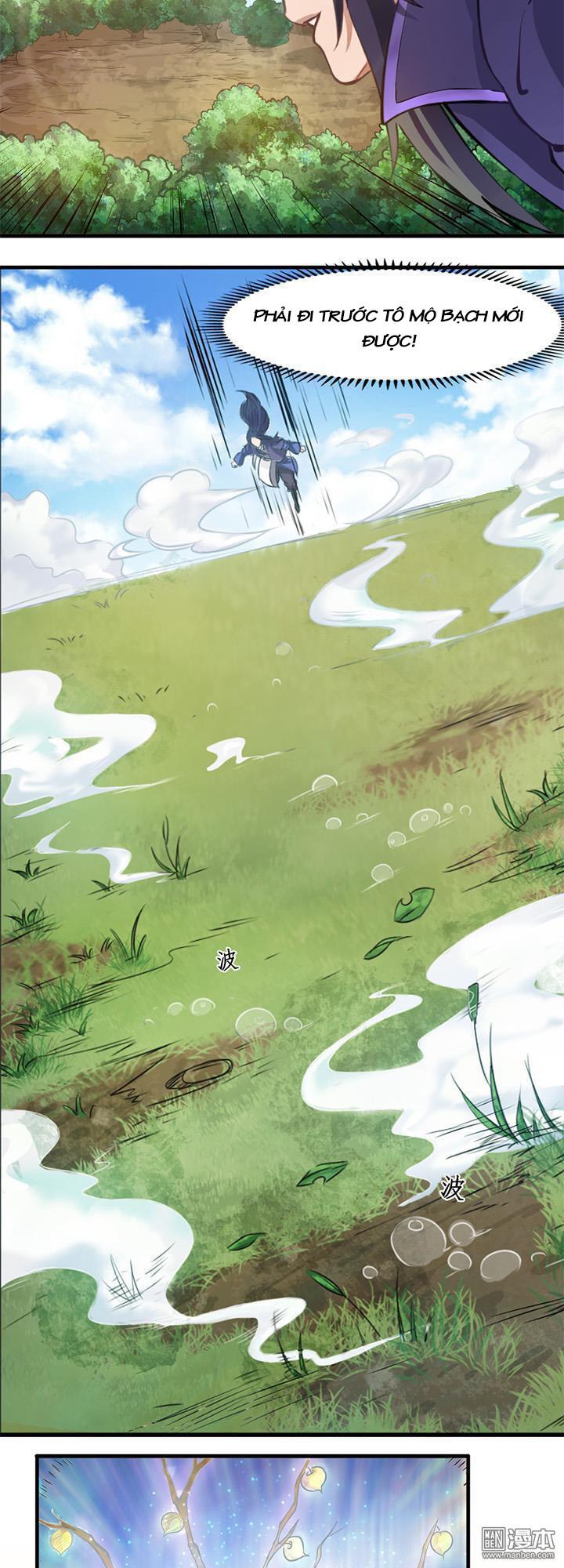 Lâm Phi Truyện - Chap 25