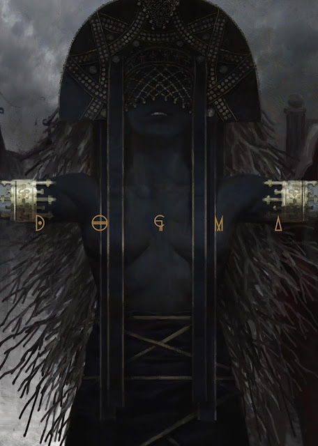 the GazettE DOGMA Box ジャケット Cover