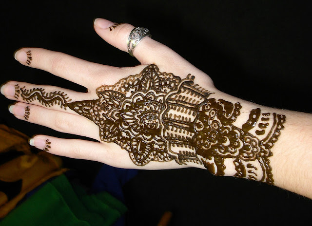 Henna Mehndi Design Wallpapers : Bridal mehndi designs pakistani and henna