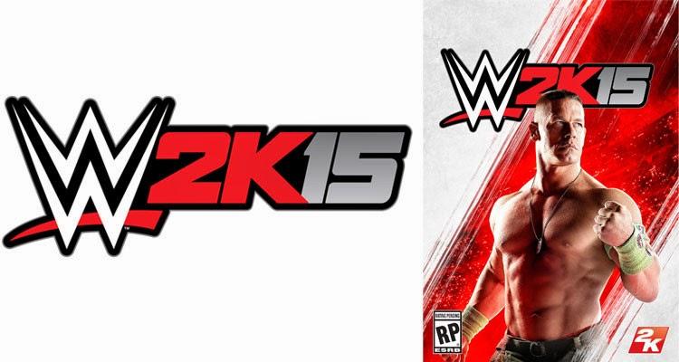 اصدار WWE 2K15 نزول لبعة