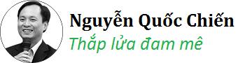 Diễn giả Nguyễn Quốc Chiến