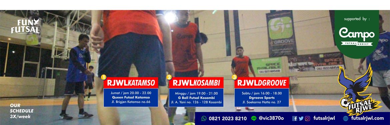 Futsal RJWL // Komunitas Futsal Bandung
