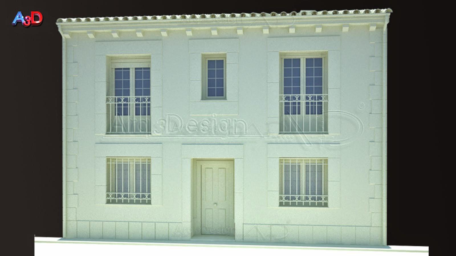 3D Arq3design Salamanca