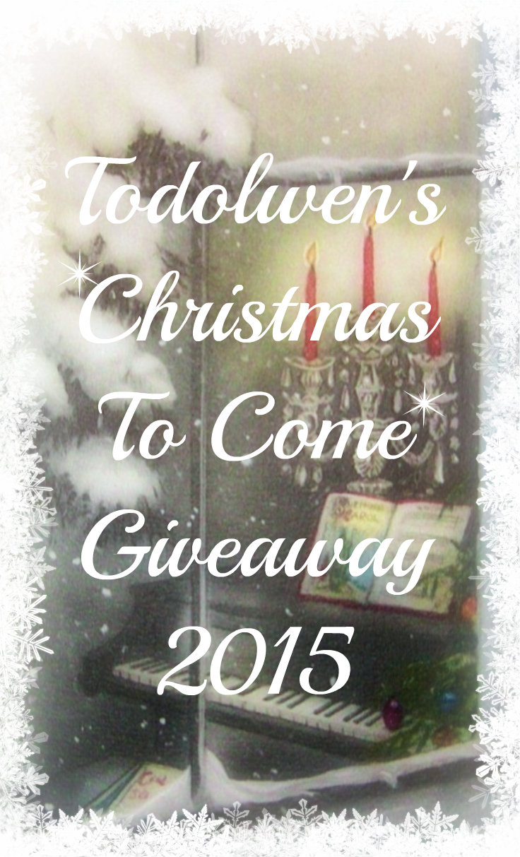 My Christmas 2015 Giveaway ... Draw July 2015