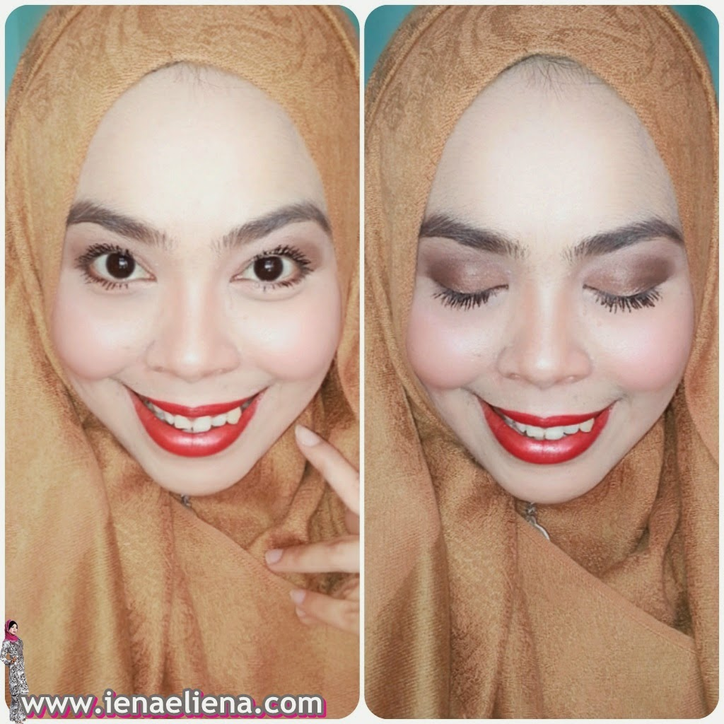 make up by cik iena eliena