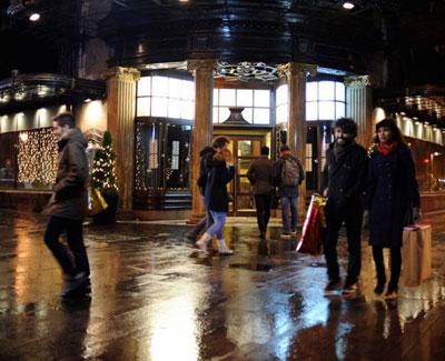 Lotería de Navidad 2012 spot