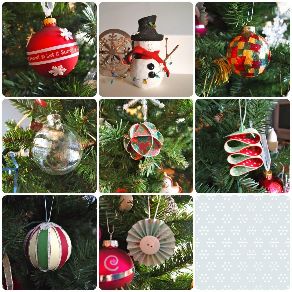 Craft Room Confidential Handmade Christmas Felt Ornaments