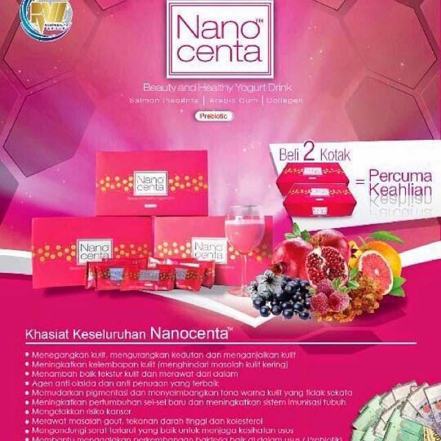 Beli 2 Kotak Nano Centa Percuma Keahlian
