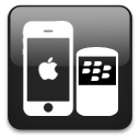iPhone & BlackBerry Support  ,